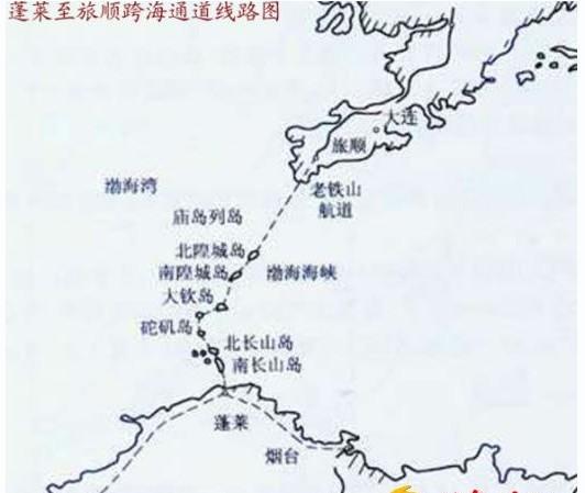 威海长岛地图全图